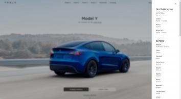 Tesla | Premium Electric Saloons and SUVs