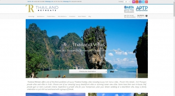 Thailand Retreats