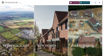 New Houses in Surrey, Stylish New Homes in Sussex, Hampshire - Thakeham