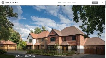 Knights Park Godstone - Thakeham