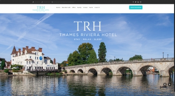 Thames Riviera Hotel & Blue River Cafe | Hotels In Maidenhead