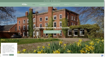 The Isle Estate Bed and Breakfast :: Shrewsbury, Shropshire