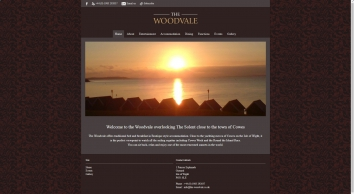 The Woodvale - The Premier Quality Hotel in Cowes on the Isle of Wight