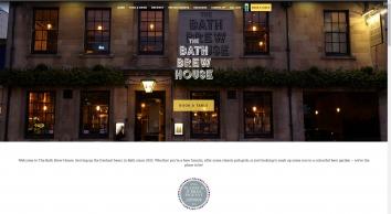 The Bath Brew House | Pub, Brewery & Beer Garden in Bath
