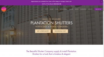 The Beautiful Shutter Company