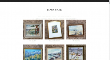 The Beaux Journals