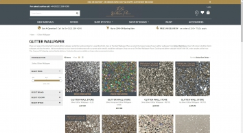 Buy Wallpaper Online | Designer Wallpaper & Glitter Wallpaper | The Best Wallpaper Place