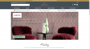 Buy Wallpaper Online | Designer Wallpaper & Glitter Wallpaper | The Best Wallpaper Place