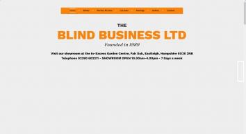 The Blind Business Ltd