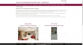 The Hungerford Bookcase Co