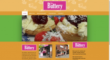 Home - The Buttery