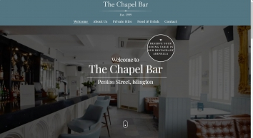 The Chapel Bar