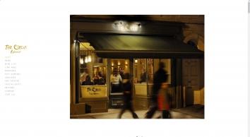 The Circus Restaurant, Bath