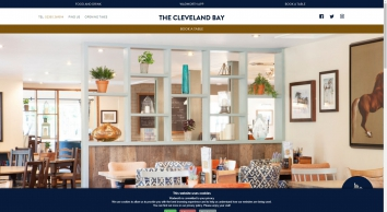 The Cleveland Bay