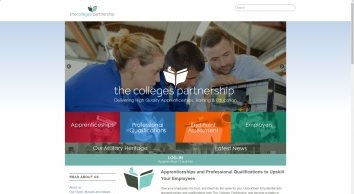 Home - The Colleges\' Partnership