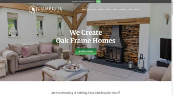 The Complete Oak Home