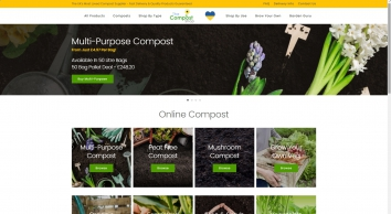 Quality Compost Suppliers - John Innes compost and more.