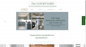 The Courtyard, Bathroom, Kitchen & Bedrooms