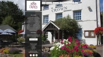 The Crown at Pantygelli
