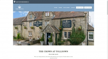 A pub with rooms and serving food in Tolldown