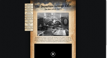 The Departure Lounge Cafe