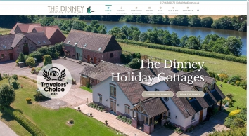 The Dinney - Self Catering Holiday Cottages in Rural Shropshire