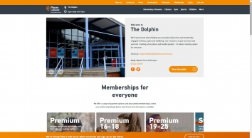 The Dolphin Leisure Centre