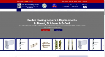 Double glazing repairs at The Double Glazing Doctor
