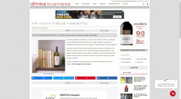 Top 10 ways to reuse a wine bottle - The Drinks Business