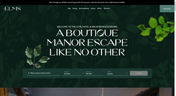 The Elms Hotel & Spa Worcestershire