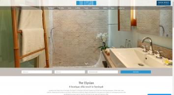 Seminyak Villas Hotel   The Elysian Resort Bali