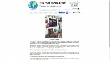Ipswich Fair Trade Shop