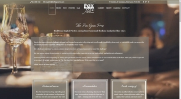 The Fox Goes Free - Countryside Pub and B&B in Goodwood, Chichester