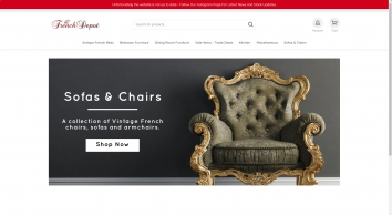 The French Depot | Antique French furniture | Antique French beds  - The French Depot