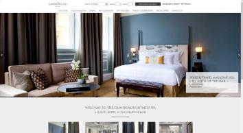 5 Star Hotel and Luxury Spa in Bath | Gainsborough Bath Spa