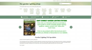 Garden Lighting - Free UK Delivery
