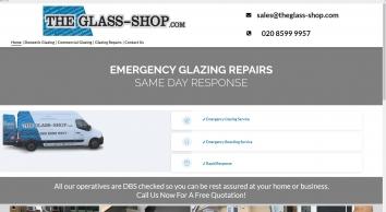 The Glass Shop Dagenham Ltd