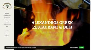 Alexandros Greek Restaurant & Deli
