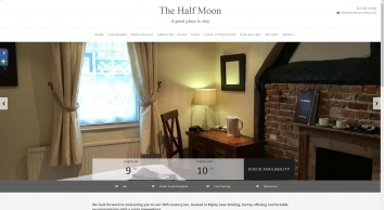 The Half Moon Inn Ripley