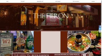 The Heron Paddington