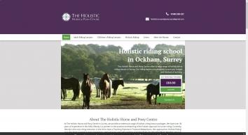 Holistic Horse & Pony Centre