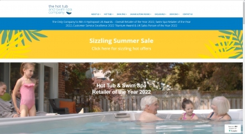 Hot Tub Superstore, Swim Spas, Pools, Saunas, Steam Rooms