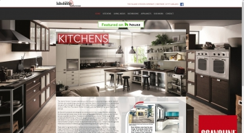 Kitchens, Bathrooms, Living Rooms and Appliances - The Island Kitchen Company