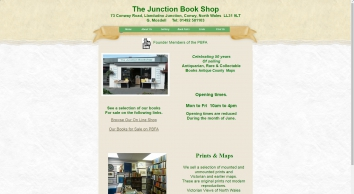 The Junction Book Shop
