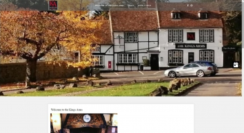 Welcome to the Kings Arms, Boxley