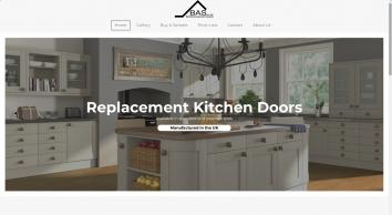 Home replacement kitchen doors