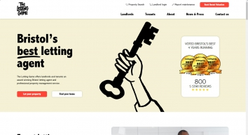 The Letting Game Letting Agents in Henleaze