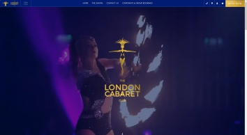 The London Cabaret Club | Dining and Entertainment in London