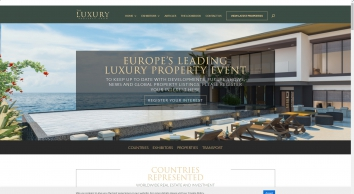 The Luxury Property Show - The Executive Property Exhibition