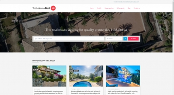 The best villas, fincas, apartments and penthouses for sale in Mallorca